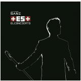 Alejandro Sanz - Más Es Más El Concierto (CD) +  (DVD) - Alejandro Sanz