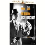 Os Quatro Desconhecidos (DVD) - Lee Van Cleef, Neville Brand
