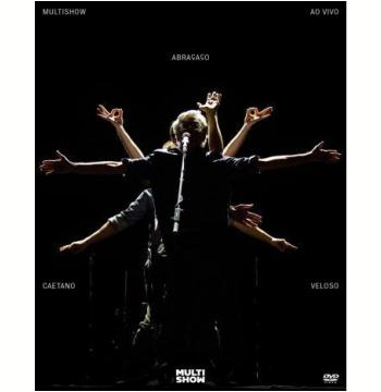 Multishow Ao Vivo Caetano Veloso - Abraçaço (DVD)