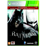 Batman - Arkham Asylum + Arkham City (X360) -