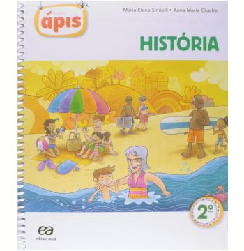 Projeto Ápis - História - 2º Ano - Ensino Fundamental I