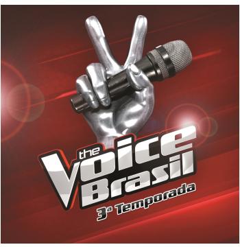 The Voice Brasil 3ª Temporada (CD)