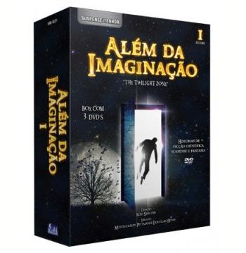 Além da Imaginação (Vol. 1) (DVD)