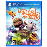 Little Big Planet 3 - PS4 (PS4) -