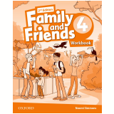 Family And Friends 4 - Workbook - Second Edition -