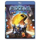 Pixels O Filme (Blu-Ray) - Vários (veja lista completa)