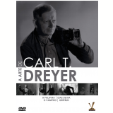 A Arte de Carl T. Dreyer (DVD) - Carl Theodor Dreyer