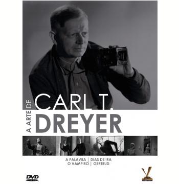 A Arte de Carl T. Dreyer (DVD)