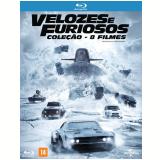 Coleção Velozes E Furiosos 1-8 (Blu-Ray) - Vários (veja lista completa)