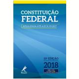 Constituição Federal - Atualizada Até a EC N. 99/2017 - Editora Jurídica Da Editora Manole