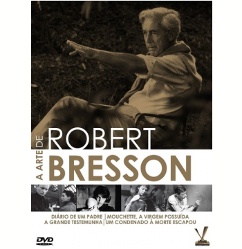 A Arte de Robert Bresson - Digistack (DVD)
