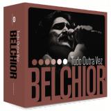 Box - Belchior - Tudo Outra Vez (CD) - Belchior