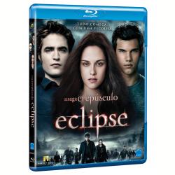 Blu - Ray - Saga Crepúsculo - Eclipse - Bryce Dallas Howard, Kristen Stewart, Dakota Fanning - 7898489242379