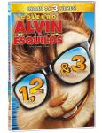 Trilogia Alvin e os Esquilos (DVD)
