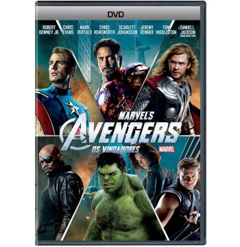 The Avengers - Os Vingadores (DVD)