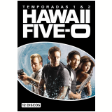 Hawaii Five-0 - Box 1ª e 2ª Temporadas (DVD) -