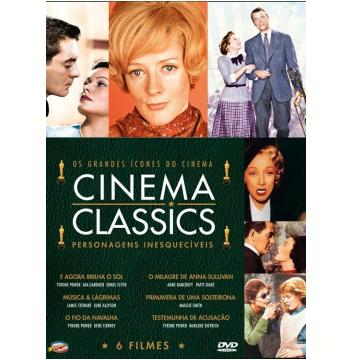 Box Cinema Classics (DVD)