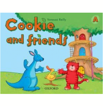 Cookie And Friends A Student Book