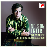 Nelson Freire - The Complete Columbia Album Collection Box com 7 cds (CD) - Nelson Freire