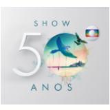 50 Anos Tv Globo (CD) - Vários