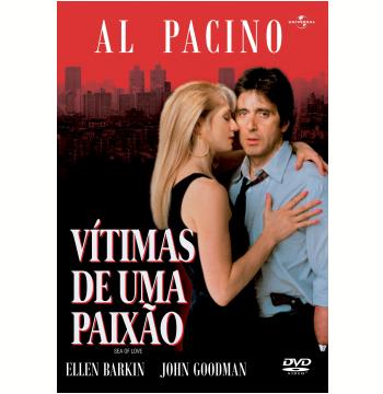 Vítimas De Uma Paixão (DVD)