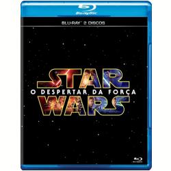 Blu - Ray - Star Wars - O Despertar da Força - Harrison Ford, Mark Hamill - 7899307922121