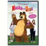 Masha E O Urso - O Filme (DVD) - Maisa Silva, Silvia Abravanel