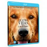 Quatro Vidas de Um Cachorro  (Blu-Ray) - Lasse Hallström (Diretor)