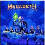 Megadeth - Rust In Peace (CD) - Megadeth