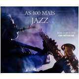 As 100 Mais - Jazz (CD) - Diversos