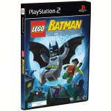 LEGO Batman: The Videogame (PS2) -