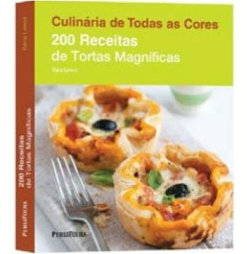 200 Receitas De Tortas Magníficas