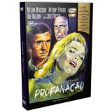 Profanação (DVD) - Anthony Perkins, Raf Vallone