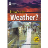 Footprint Reading Library - Level 6  2200 B2 - How's The Weather? - British English + Multirom - Rob Waring