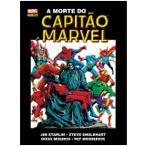 A Morte do Capitão Marvel - Jim Starlin