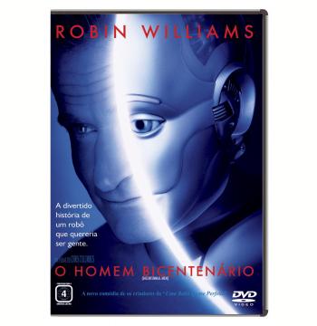 Homem Bicentenário, O (DVD)