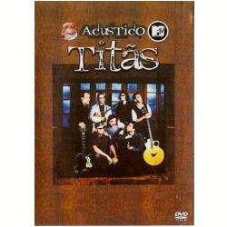 DVD - Titãs - Acústico MTV - Titãs - 5050466116628