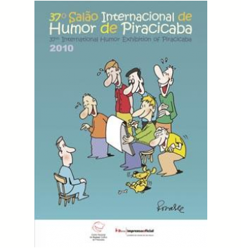 37º Salão Internacional de Humor de Piracicaba