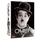 Chaplin - A Obra Completa - Edição Limitada (20 Discos) (DVD) - Charles Chaplin