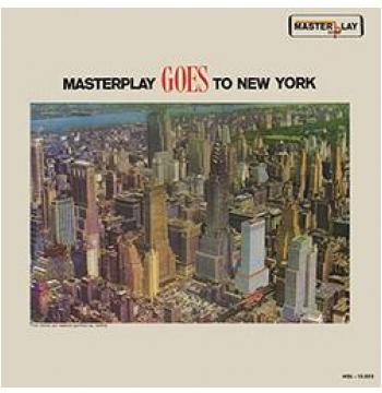 Juarez E Seu Conjunto - Masterplay Goes To New (CD)
