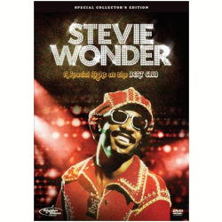 DVD - Steve Wonder - A Special Night At The Beat Club - 7798141338733