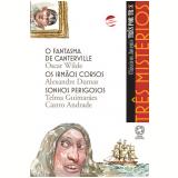 TRÊS MISTÉRIOS - 2ª edição (Ebook) - Telma Guimarães Castro Andrade