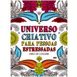 Universo Criativo Para Pessoas Estressadas - Ana Bjezancevic