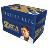 Box Partido Alto - Zeca Pagodinho (CD) - Zeca Pagodinho