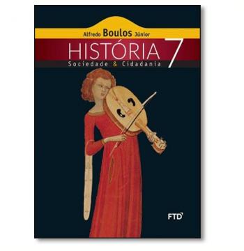 História, Sociedade E Cidadania - 7º Ano
