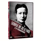 Simone de Beauvoir e o Feminismo (DVD) - Jean-Louis Servan-Schreiber (Diretor), Dominique Gros, Wilfrid Lemoine