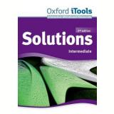 Solutions Intermediate Itools Dvdrom - Second Edition (CD) -
