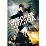 Resgate Suicida (DVD) - Bruce Fontaine