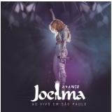 Avante Joelma - Ao Vivo em São Paulo (CD) - Joelma