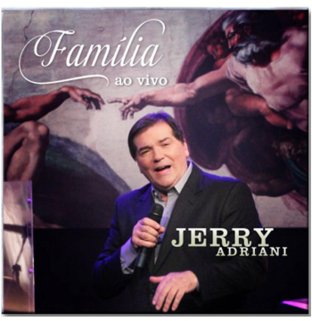 Jerry Adriani - Família Ao Vivo (CD)